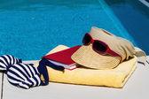 Ikona Foto zotavení na dovolené — Stock fotografie