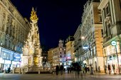 Austria, vienna, graben — Stock Photo