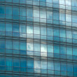 Facade of an office building — Stock Photo #68449855