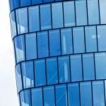 Facade of an office building — Stock Photo #68449995