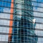 Facade of an office building — Stock Photo #68818899