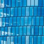 Facade of an office building — Stock Photo #68818925