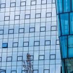 Facade of an office building — Stock Photo #69138073