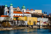 Germany, bavaria, passau — Stock Photo
