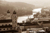 Germany, bavaria, passau — Foto Stock