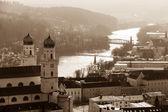 Germany, bavaria, passau — Fotografia Stock