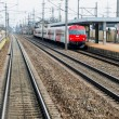 Rails with soft — Stock Photo #70311939