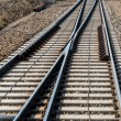 Rails with soft — Stock Photo #70312047