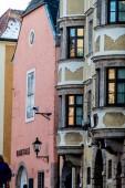 Historic city facades — Stock Photo