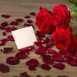 Roses for valentines day and mothers day — Stock Photo #73761627