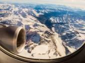 The alps in austria — Stock Photo