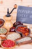 Different  spices  — Stock Photo