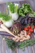 Vegetarian — Stock Photo