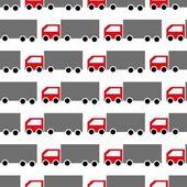 Cartoon cars — Stock Vector