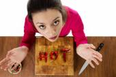 Hot food — Stock Photo