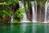Piccola cascata — Foto Stock