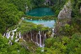 Plitvice Lakes National Park .Croatia  — Stock Photo