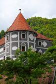 Olimje Castle — Stock Photo