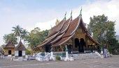 Wat Xieng Thong in Luang Prabang — Stock Photo