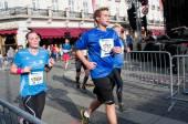 Oslo Marathon, Norway — Stock Photo
