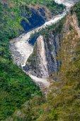 Valley river Baliem — Stock Photo