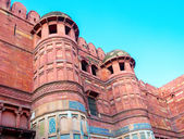Agra Fort in Uttar Pradesh — Stock Photo