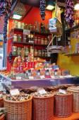 Famous La Boqueria market — Fotografia Stock