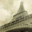 View on Eiffel Tower in Paris — Stock Photo #72741729