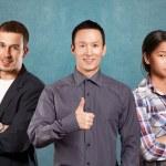 Asian Business team — Stock Photo #71408789