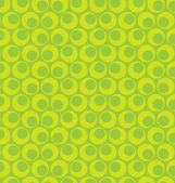 无缝模式与圈子元素 — 图库矢量图片