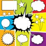 Big Set Of Bubble Speech — Stock Vector #72572937