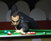 Hossein Vafaei Ayouri of Iran particip — Stock Photo