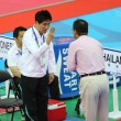 Постер, плакат: Choi Young Seok head coach of Thailand