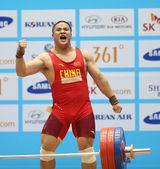 LIU Hao of China — Stock Photo