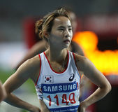 JOUNG Hansol of Korea — Foto de Stock