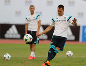BANGKOK, THAILAND - MAY 29:John Terry captain of Chelsea in acti — Stock Photo