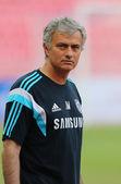 BANGKOK, THAILAND - MAY 29:Jose Mourinho manager of Chelsea FC l — Foto de Stock