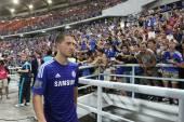 BANGKOK - MAY 30:Eden Hazard of Chelsea in action during Singha — Stock Photo