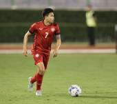 Thitiphan Puangjan of Thailand All Star — Fotografia Stock