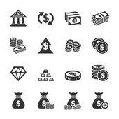 денежный набор символа, вектор eps10 — Cтоковый вектор