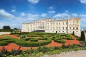 Rundale palace in Latvia — Stock Photo