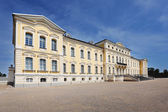 Baroque palace Rundale in Latvia — Stock Photo