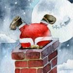 Christmas card — Stock Photo #56495725