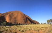 Uluru, Australien — Stockfoto