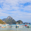 El Nido beach, Palawan in the Philippines — Stock Photo #65364889