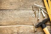 Tool renovation — Stock Photo