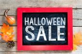 Halloween Sale — Stock Photo