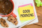 Buenos días — Foto de Stock