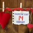 Happy valentine's day — Stock Photo #58908151