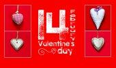 Happy valentine's day — Stock Photo